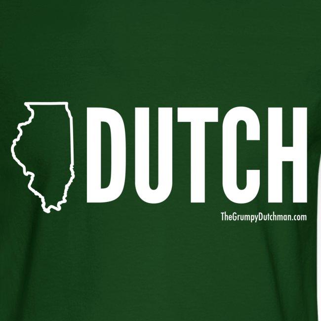 Illinois Dutch (White Text)