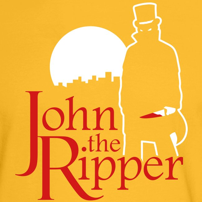 Evil John The Ripper Dark background