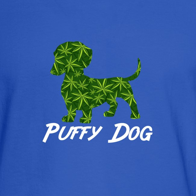 PUFFY DOG - PRESENT FOR SMOKING DOGLOVER