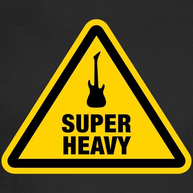 Super Heavy Sign