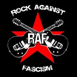 RAF Rock Against Fascism