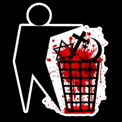 Put all religions to trash