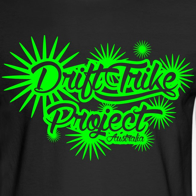 Drift Trike Project spikes Green png