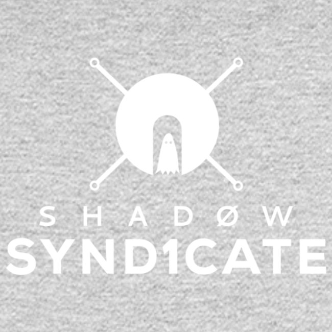 Shad0w Synd1cate Word Cloud (White logo)