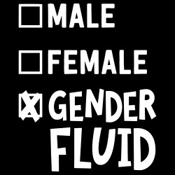 Male? Female? Gender Fluid!
