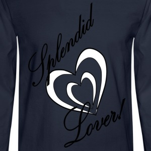 splendid lover 1 - Men's Long Sleeve T-Shirt