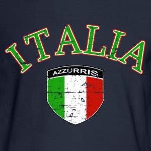 Italian Azzurri designs - Men's Long Sleeve T-Shirt