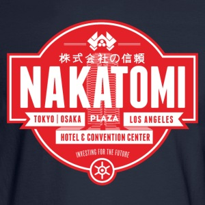 Nakatomi Plaza - Men's Long Sleeve T-Shirt