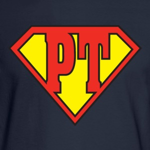 PT Super Hero - Men's Long Sleeve T-Shirt