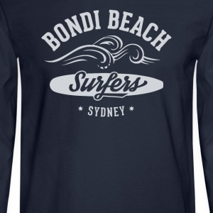 Bondi beach surfers - Men's Long Sleeve T-Shirt