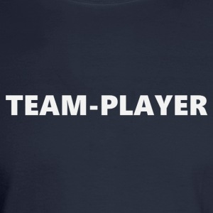 Teamplayer 3 (2172) - Men's Long Sleeve T-Shirt