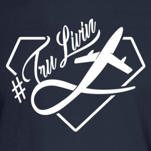 Team TruLivin - Men's Long Sleeve T-Shirt