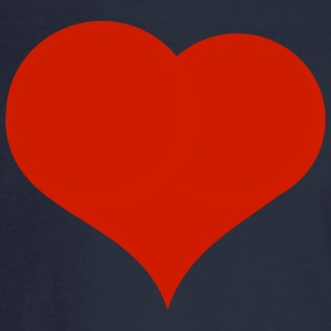 valentines day-holiday-heart - Men's Long Sleeve T-Shirt