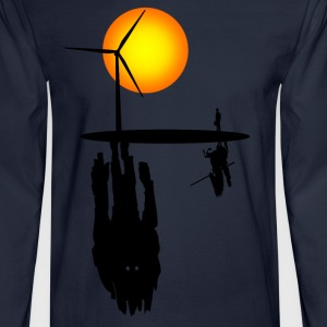 Shadow of Don - Men's Long Sleeve T-Shirt