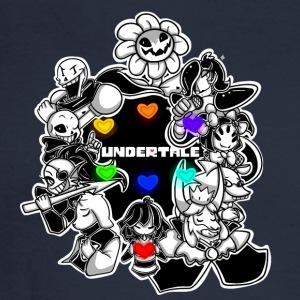 Undertale Team Game - Men's Long Sleeve T-Shirt