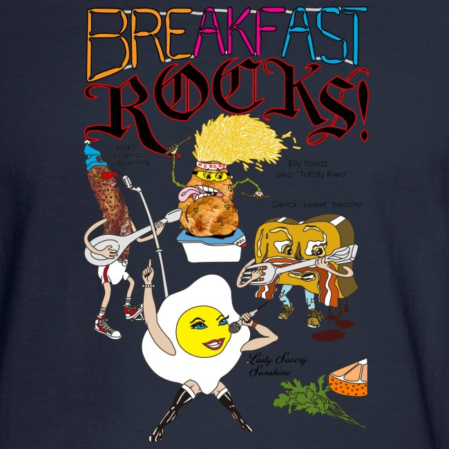 Breakfast Rocks!
