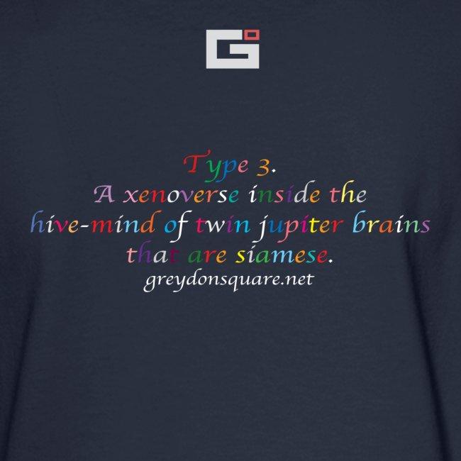 Greydon Square Colorful Tshirt Type 3