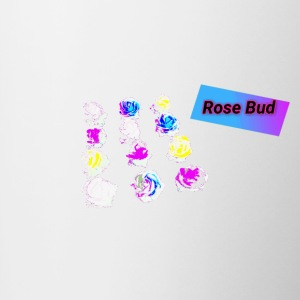 Rose Bud - Contrast Coffee Mug