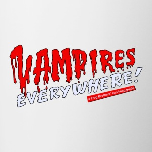 The Lost Boys - Vampires Everywhere - Contrast Coffee Mug