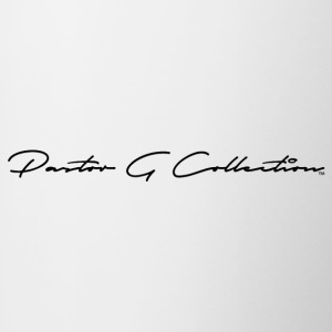 Pastor G Collection - Black - Contrast Coffee Mug