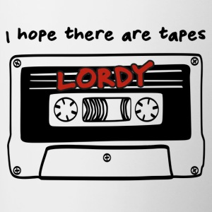 Lordy Tapes - Contrast Coffee Mug