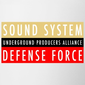 UPA Sound System Defense Force - Contrast Coffee Mug