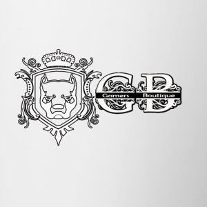 GB Crest - Contrast Coffee Mug