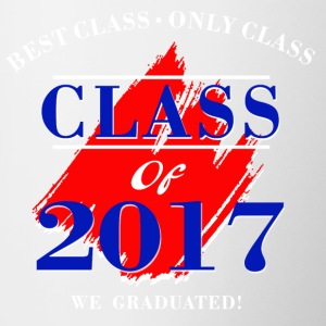 Class Of 2017 Tee & Apparel - Contrast Coffee Mug