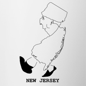 New Jersey - Contrast Coffee Mug