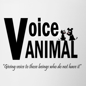 Animal voice - Contrast Coffee Mug