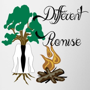 different promise tree design - Contrast Coffee Mug