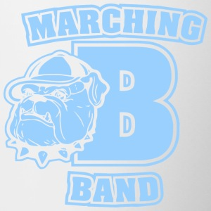 Marching Band - Contrast Coffee Mug