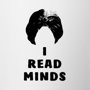 I Read Minds - Contrast Coffee Mug