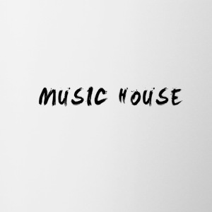 Music House - Contrast Coffee Mug