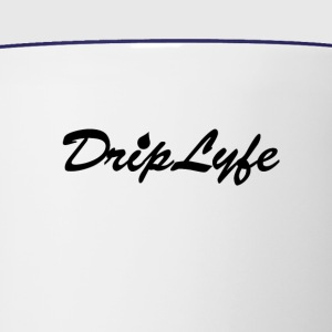 DripLyfe Vape Apparel - Contrast Coffee Mug