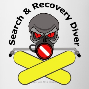 Search And Recovery Diver - Contrast Coffee Mug