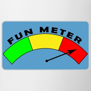 Fun Meter - Contrast Coffee Mug