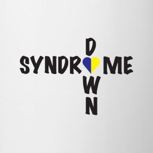 Down Syndrome - Contrast Coffee Mug