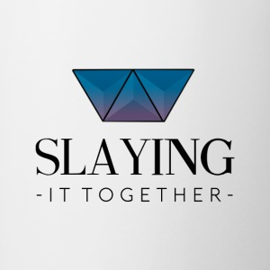 Slaying It Together - Contrast Coffee Mug