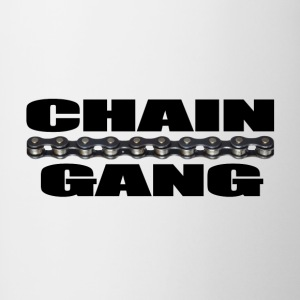 Chain Gang - Contrast Coffee Mug