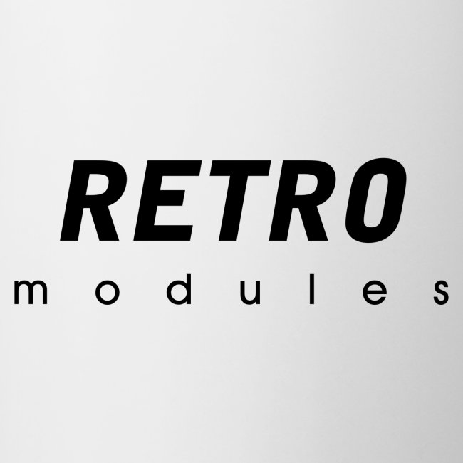 Retro Modules - sans frame