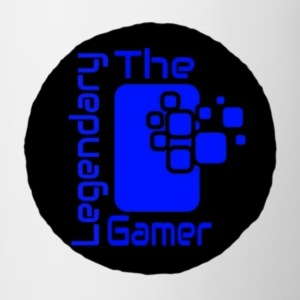 The Legendary Gamer Official logo - Contrast Coffee Mug