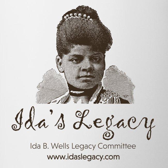 Ida's Legacy One Color Art