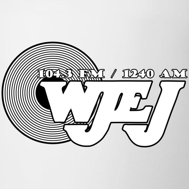 WJEJ Radio Record Logo