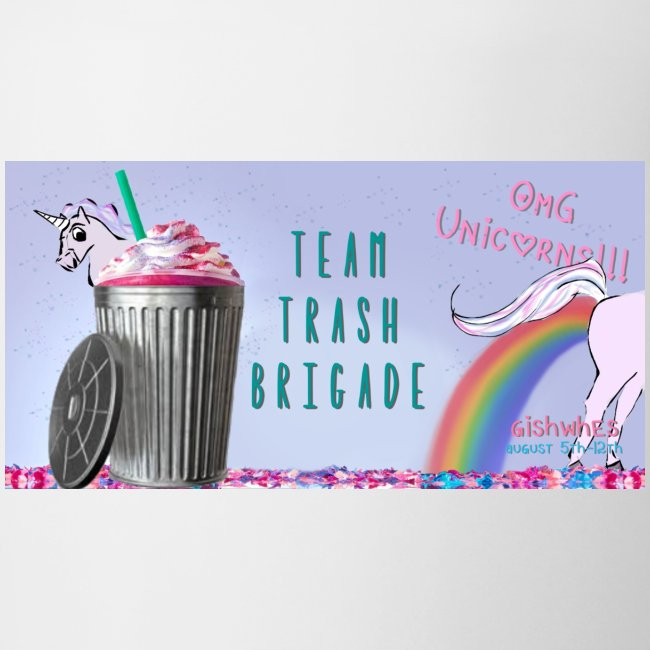 trash brigade unicorns