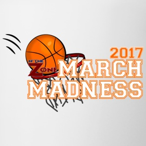 March Madness - Contrast Coffee Mug
