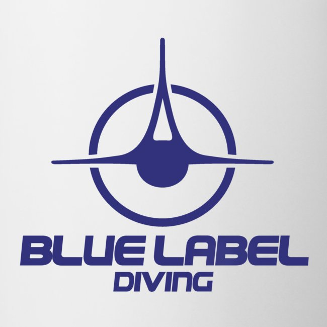BLD logo with text blue