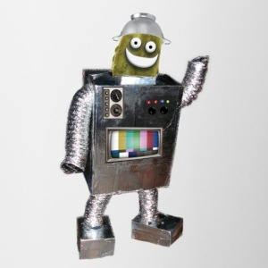 Pickle Robot - Contrast Coffee Mug