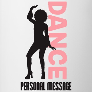 PERSONAL MASSAGE BEAUTIFUL DANCER - Contrast Coffee Mug
