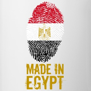 Made in Egypt / مصر - Contrast Coffee Mug